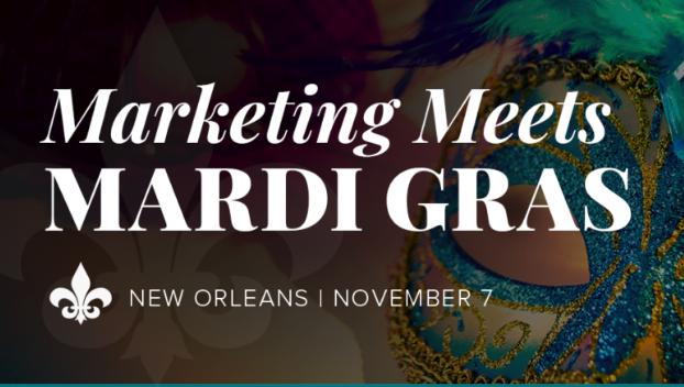 Join DemandGen for an Exclusive Mardi Gras Event