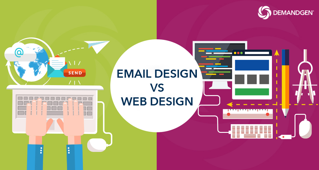 Email vs. Web Design: Why Is It So Different?