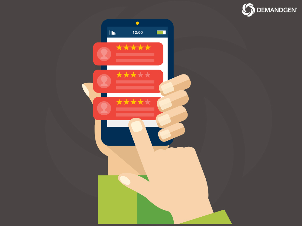 The Growing Role of Online Reviews in Influencing B2B Purchase Decisions