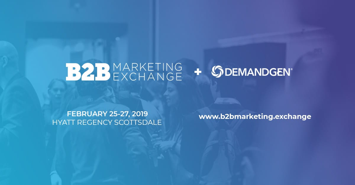 See Marketing Through a New Lens at B2BMX
