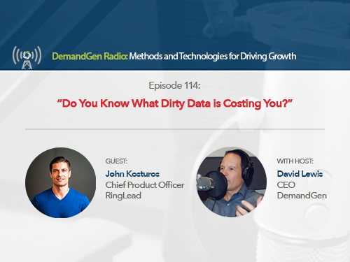 Do You Know What Dirty Data is Costing You?
