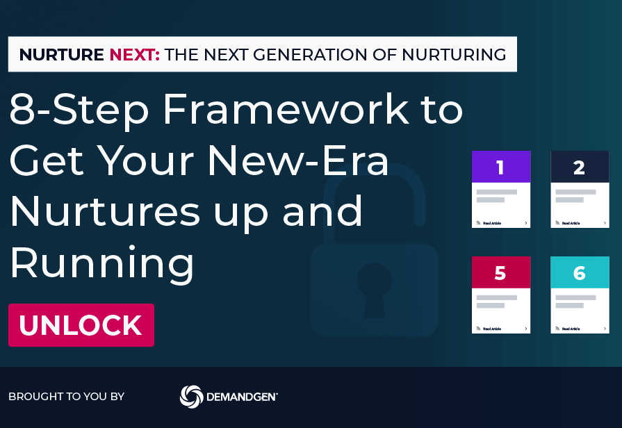 Is Lead Nurturing Working for You?