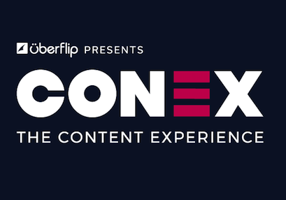 Attend Conex: The Content Experience Next Month in Toronto!