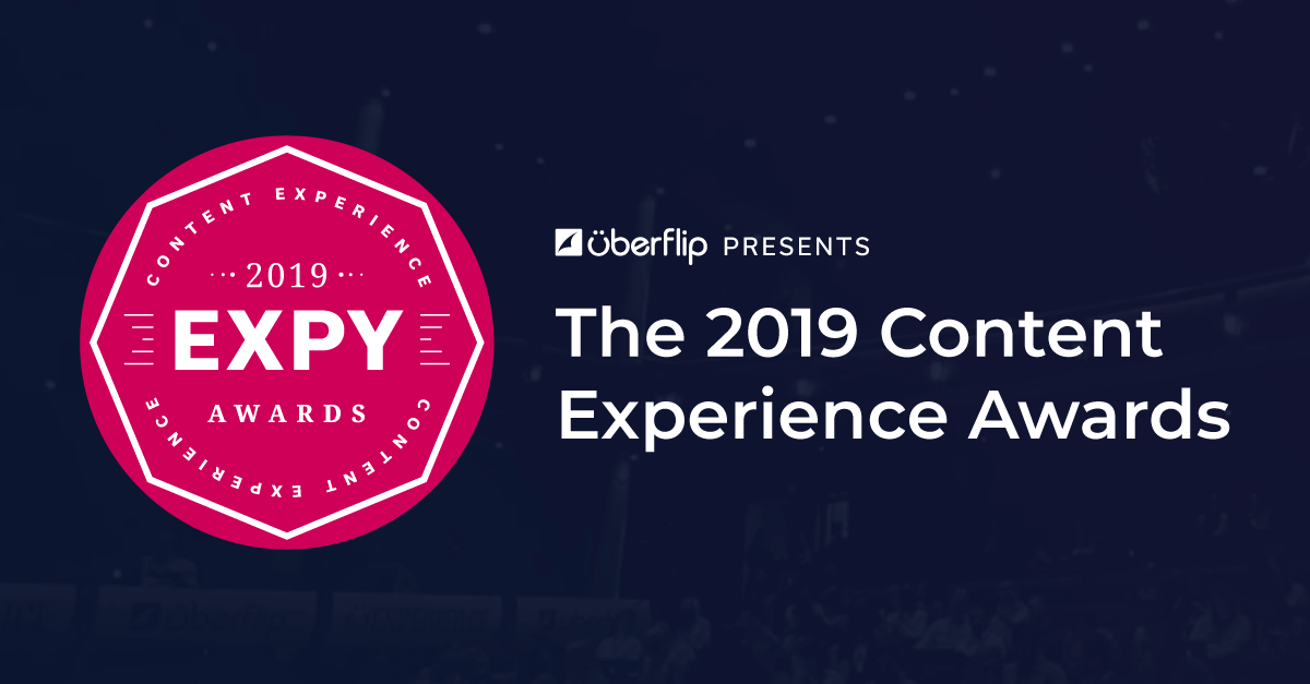 DemandGen Awarded Partner of the Year at the 2019 EXPYs