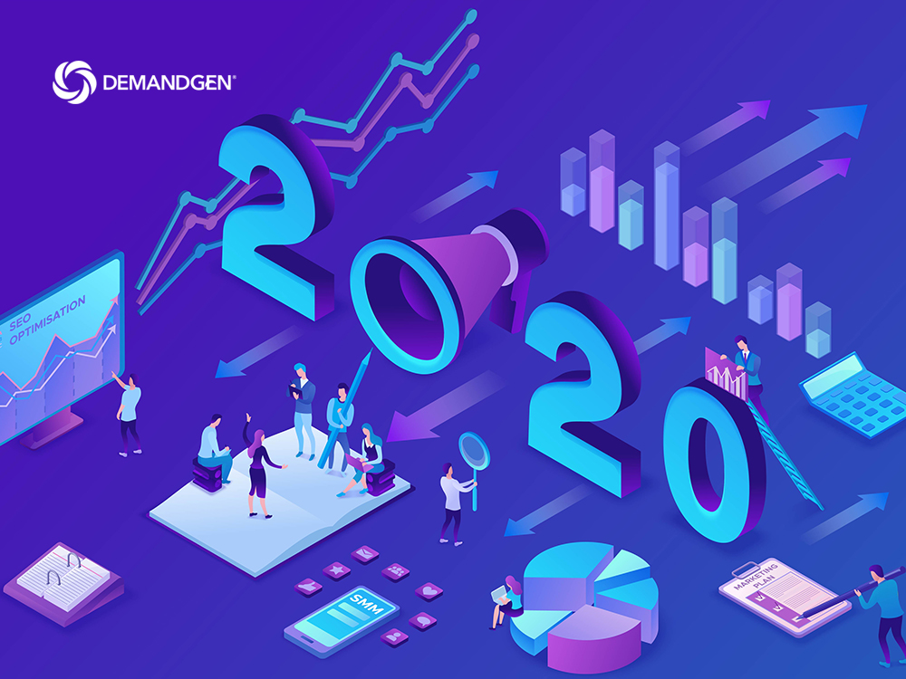 Top 3 Marketing Technology Trends in 2020