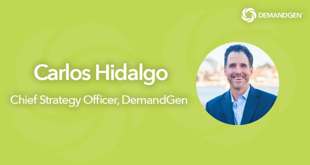 Carlos Hidalgo headshot