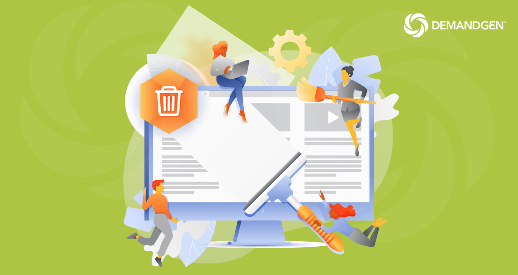 clean up or migrate marketing automation platform