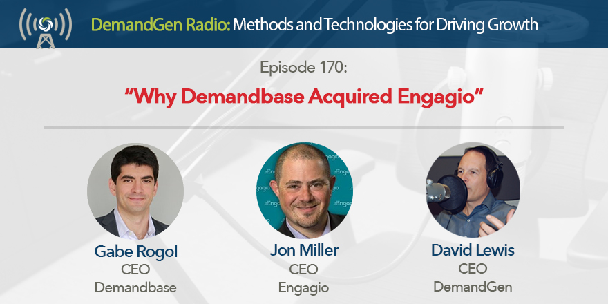 Why Demandbase Acquired Engagio