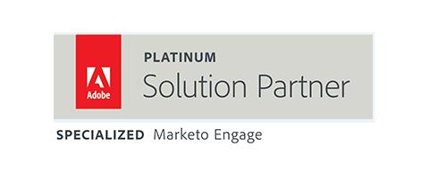 Adobe Marketo Engage Partner logo
