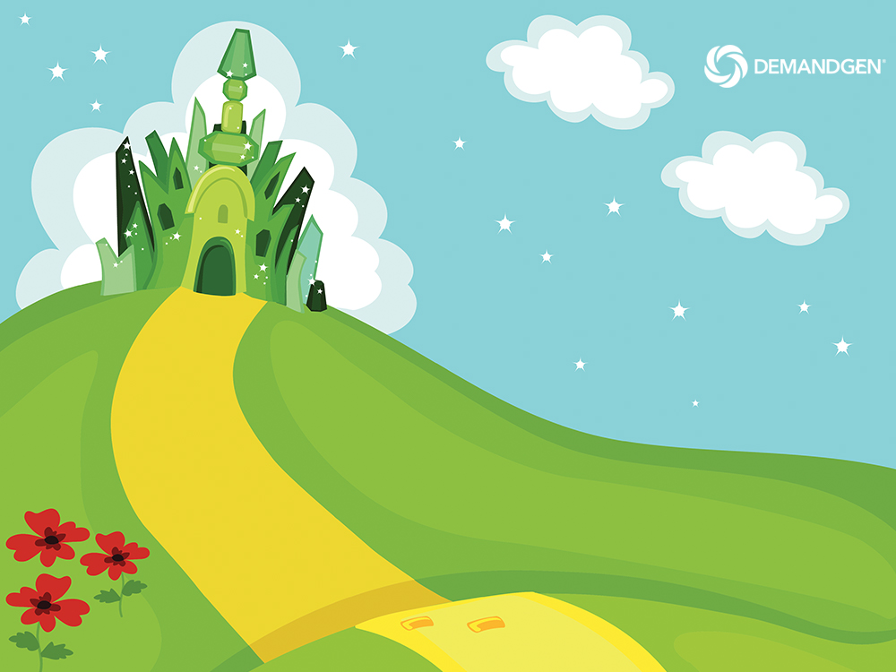 Conversion Paths: The Yellow Brick Road of Converting Unknown Prospects to Leads