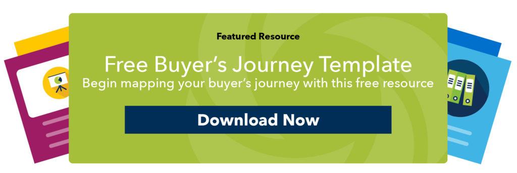 free buyer's journey template
