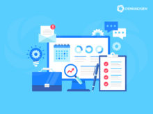 Project management tools for marketing